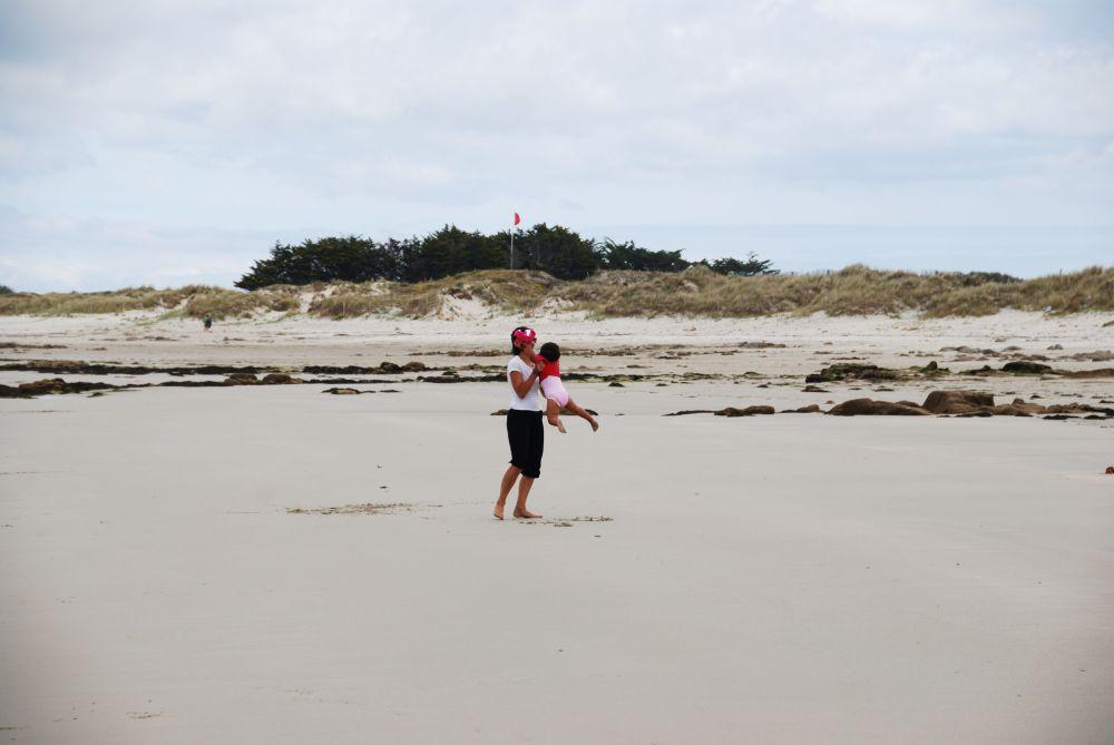 Spiaggia Bretagna Finister
