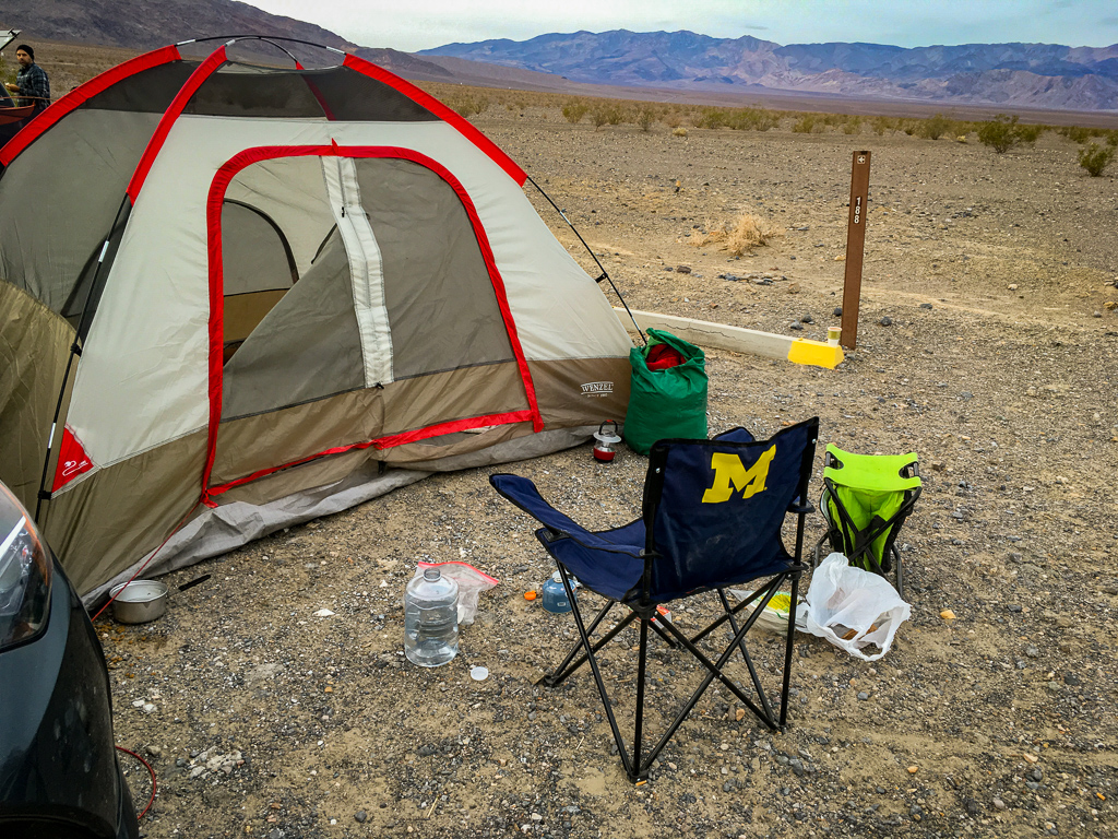 Stovepipe Wells Campground | One Day in Death Valley National Park
