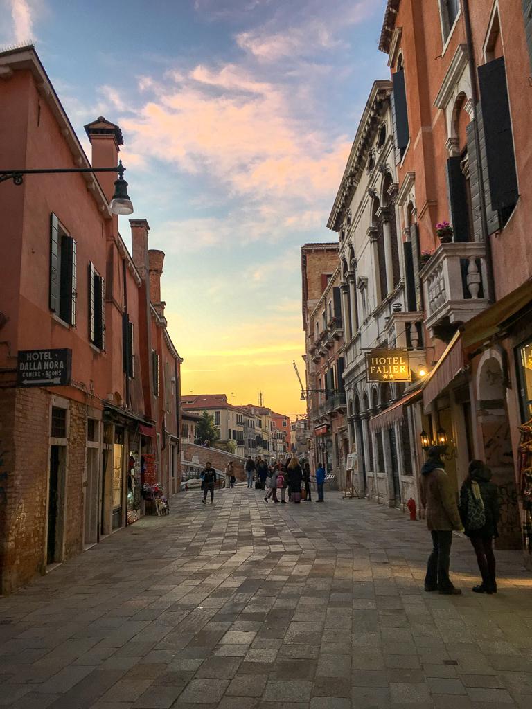 Streets of Venice | 10 Day Italy Itinerary
