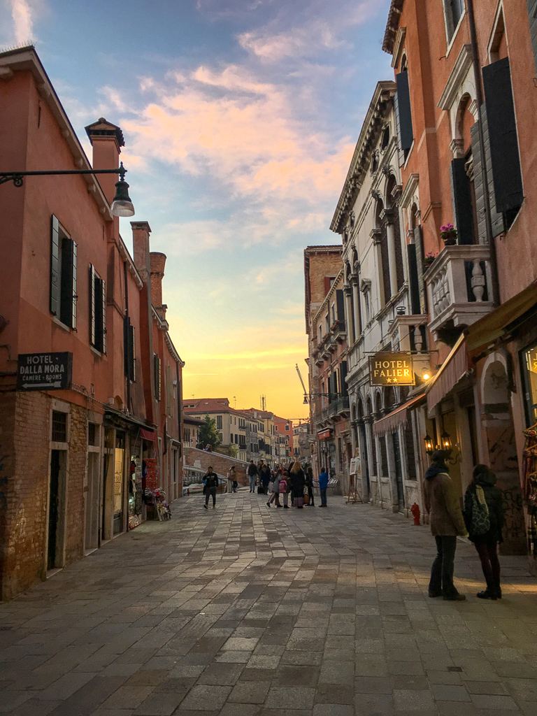 Streets of Venice | 10 Day Italy Itinerary