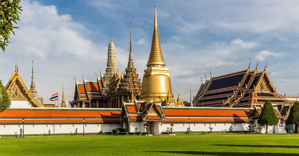 4 Day Bangkok Itinerary | Wat Phra Kaew