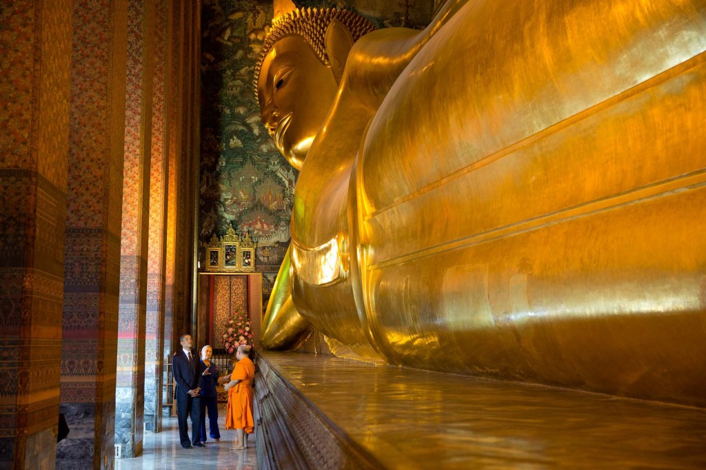 4 Day Bangkok Itinerary | Wat Pho