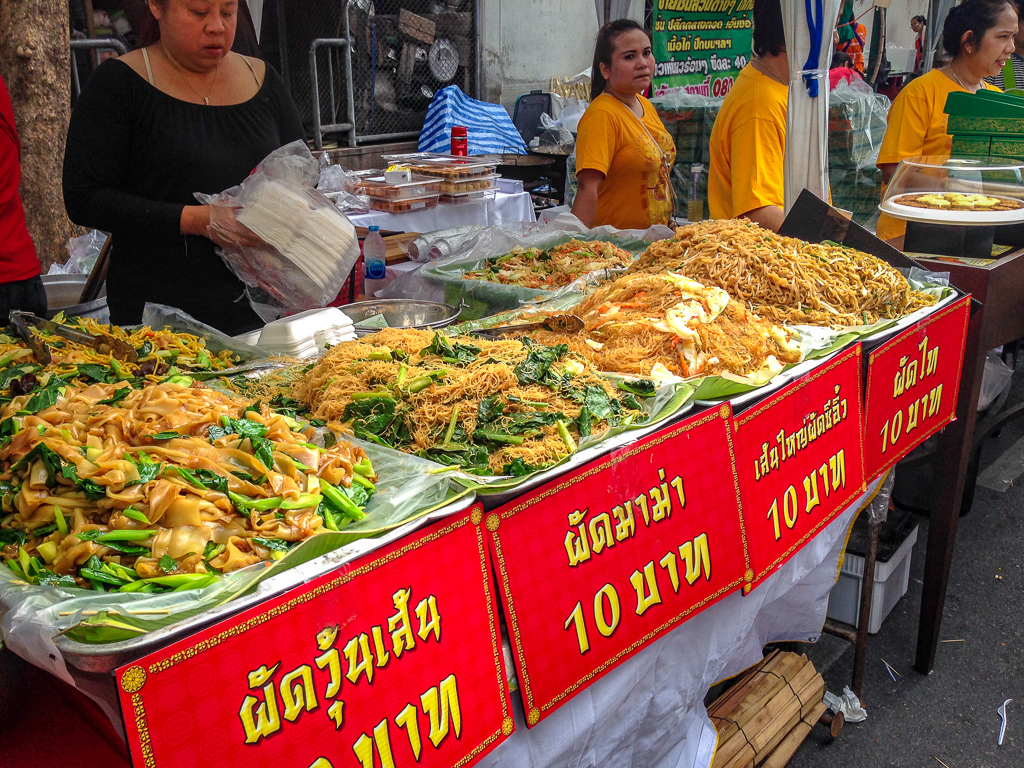 4 Day Bangkok itinerary | Chinatown Street Food