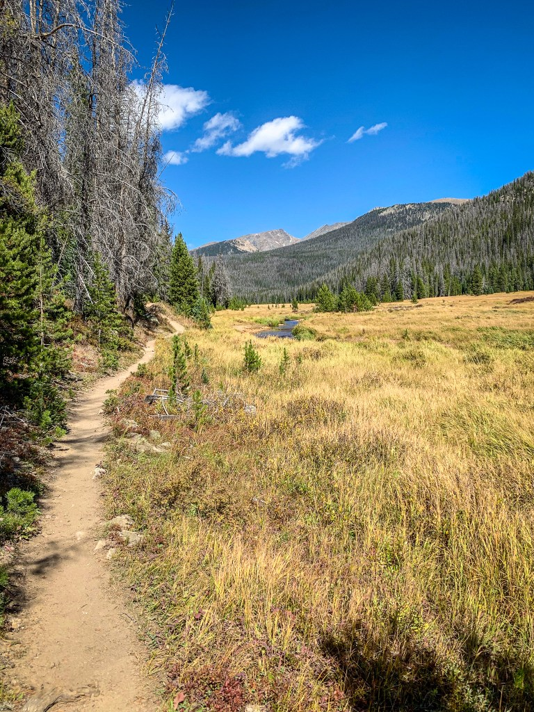 Hiking the Continental Divide Loop in Rocky Mountain National Park