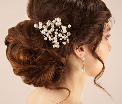 Wedding hairstyle Renew