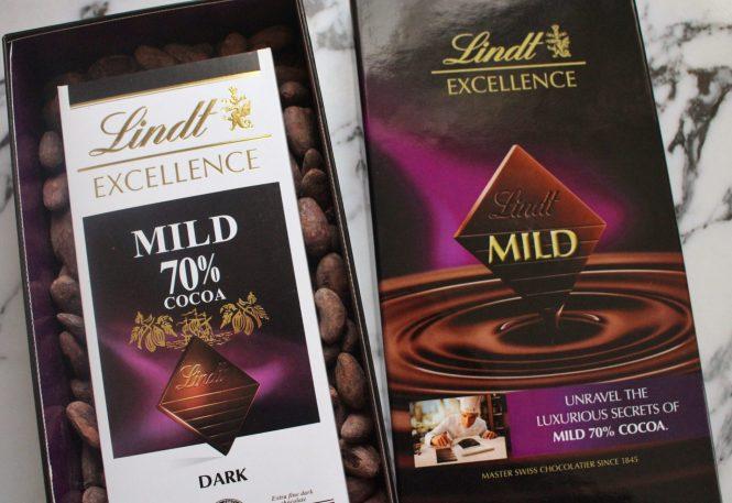LINDT EXCELLENCE MILD 70%