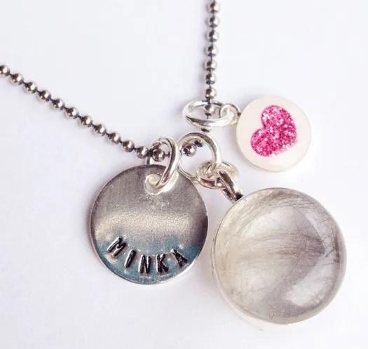 Minka necklace