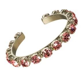 Sorrelli Riveting Romance Cuff Bracelet - Valentine's Day Collection