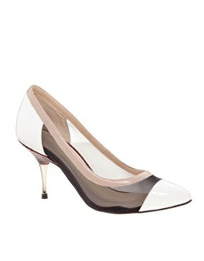Antipodium for ASOS Halftone Heels