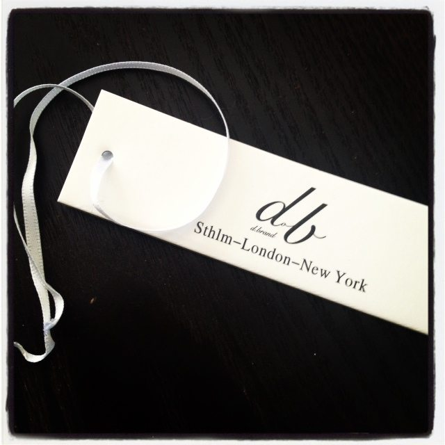 d.Brand tag