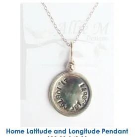 Home Latitude & Longitude