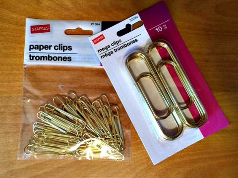 paperclip examples