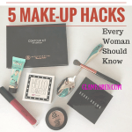 5 Make-up Hacks Every Woman Should Know