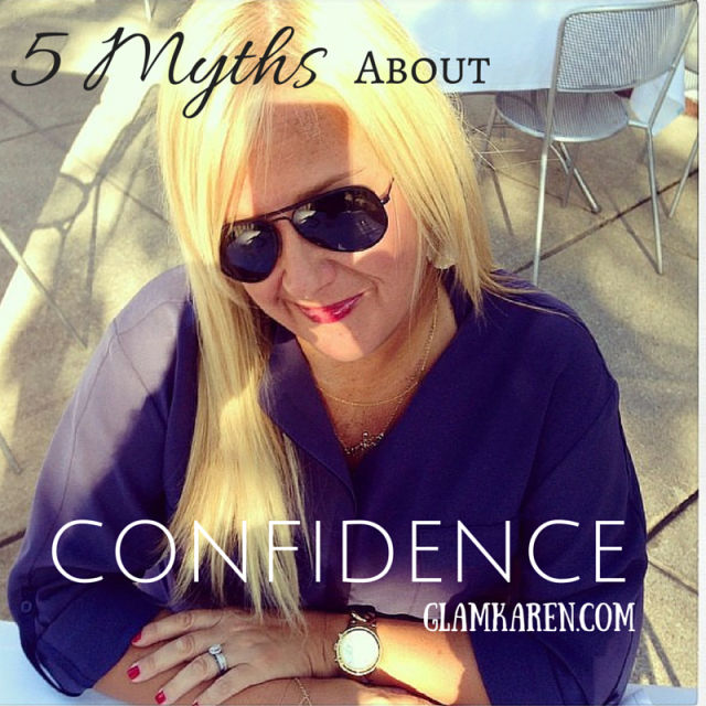 5 Myths About Confidence