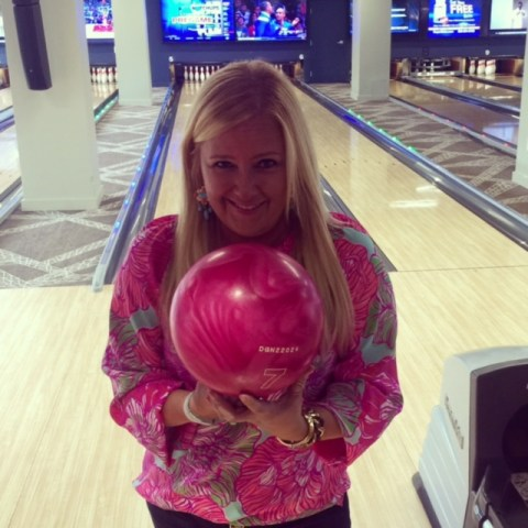 The Corner Alley in the CLE - the trendiest & most chic bowling around!