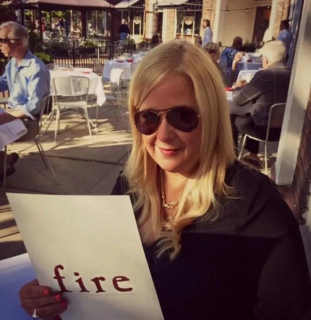 fire menu