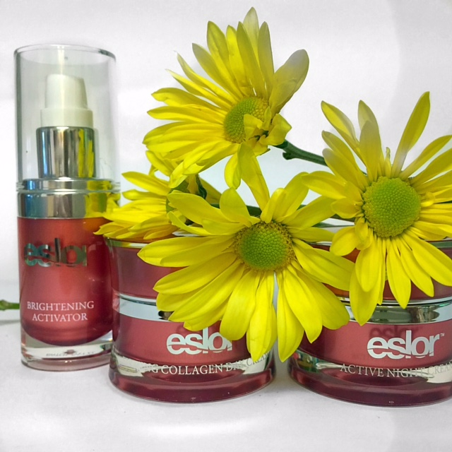 ESLOR is all you need for Glowing Skin... from GlamKaren.com