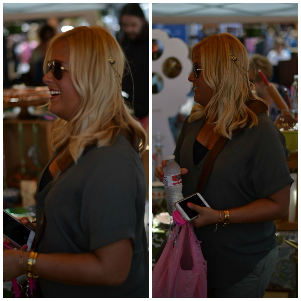 The Cleveland Flea - a MUST do event in the city of Cleveland, voted a TOP 10 Flea in the COUNTRY! www.GlamKaren.com