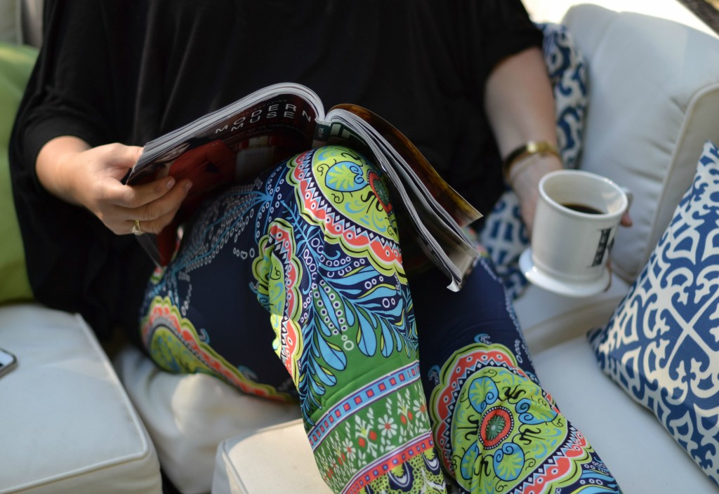 Fall Wardrobe on a Budget - Can you believe these chic pants are UNDER $10! GlamKaren.com