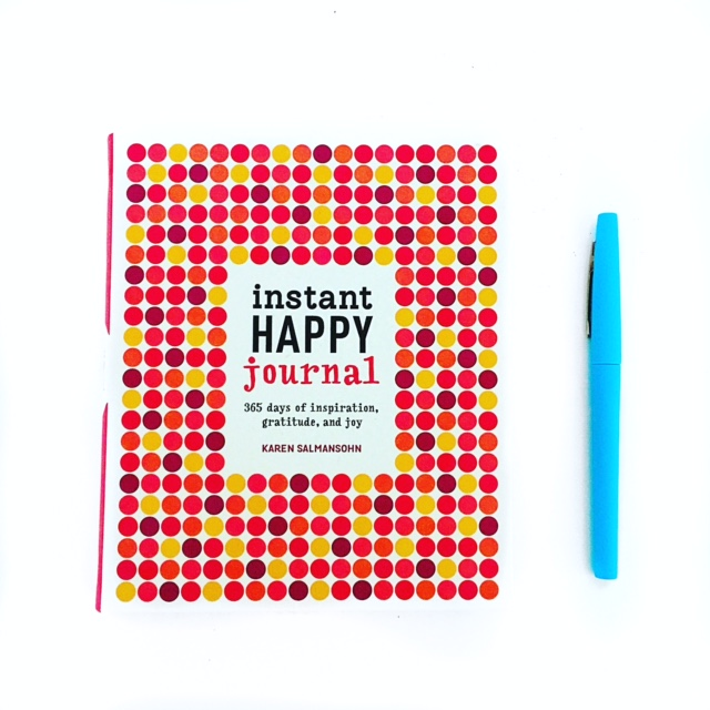 LOVE this journal! 365 prompts to help you recenter yourself! Obsessed! GlamKaren.com