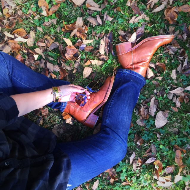 Finding the BEST booties for fall! #booties #boots #fall #shoes at GlamKaren.com