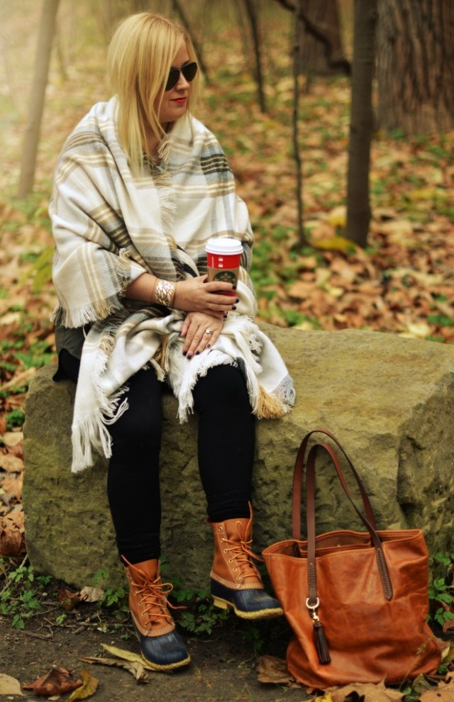 How to Look Chic & Stay Warm : Cold Weather Style Tips | GlamKaren.com