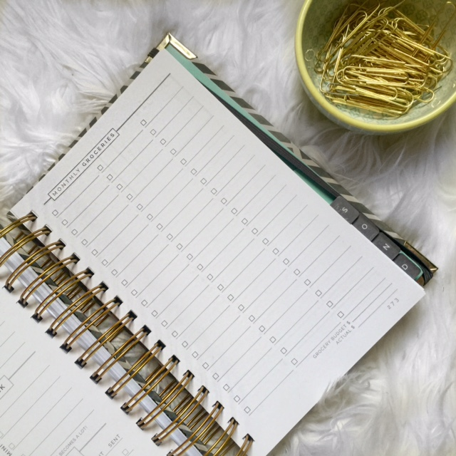 The Start Planner includes everything you need to keep you organized the entire year. It helps you set goals. Helps set you up for success. GlamKaren.com
