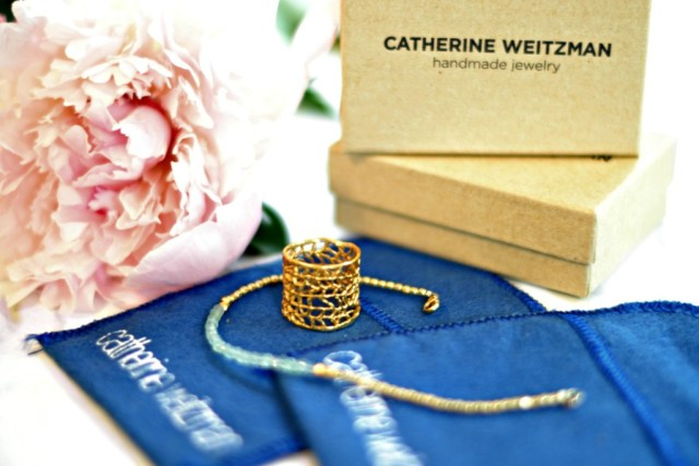 Elegant jewelry designs handmade in Hawaii : Catherine Weitzman Jewelry | www.GlamKaren.com