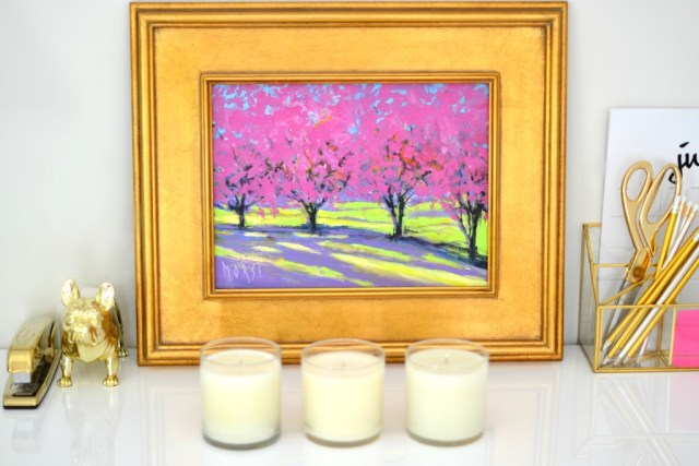Ananda Candles are eco-friendly, cruelty-free, vegan, soy and GORGEOUS! | GlamKaren.com