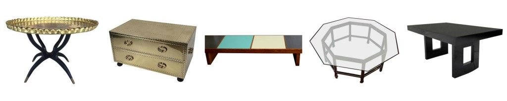 Unique Coffee Tables | Vintage Coffee Tables | Modern Coffee Tables