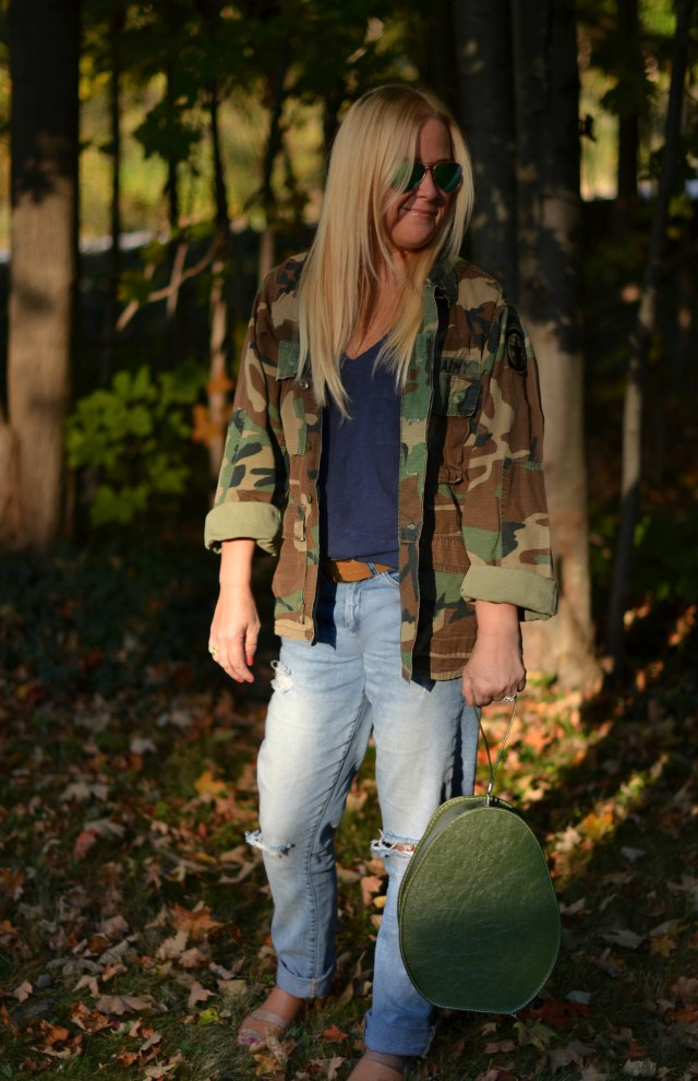 How to Wear Camo + Outfit Ideas
