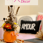 How to Style Your Home with Fall Decor