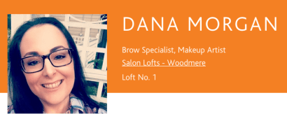 Makeup by Dana Morgan | Salon Lofts