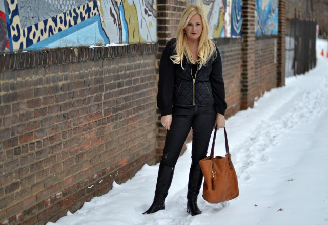 How to NOT Look Boring in Black Outfits | GlamKaren.com