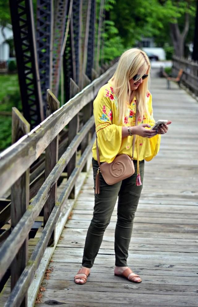 How to Wear the Embellished Trend (Cleveland Dillards Event) | GlamKaren.com