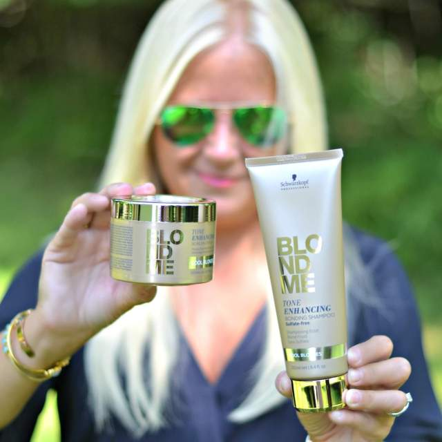 Beauty Product Essentials for Blondes