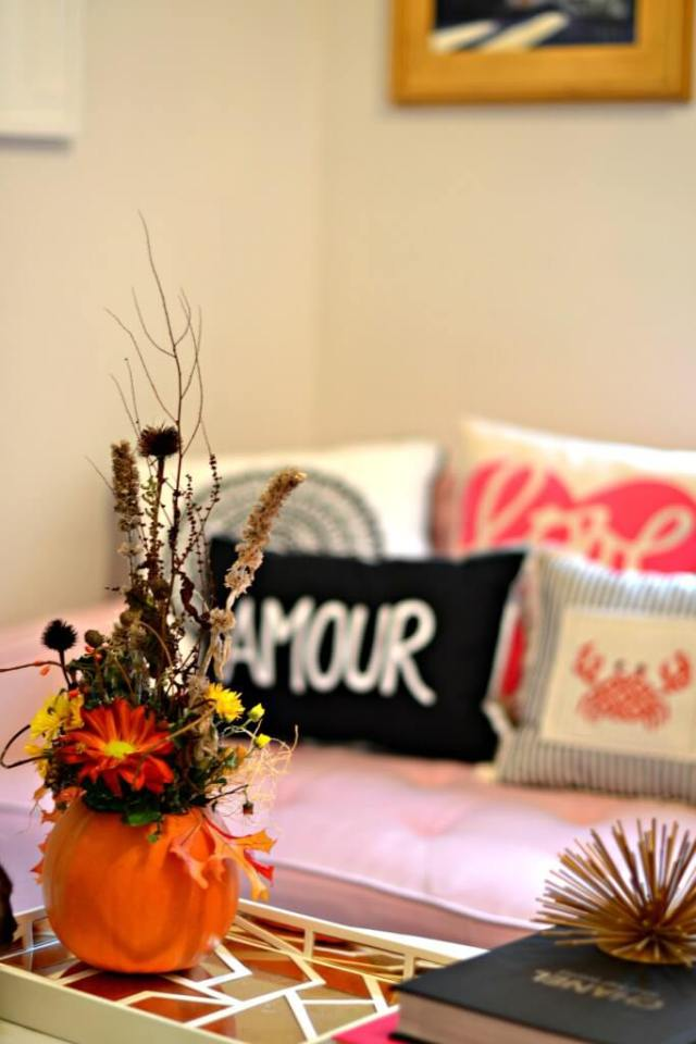 Fall Decorating Ideas (on a budget)