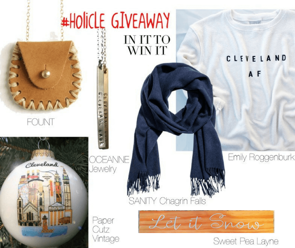 Holi-CLE Gift Guide & Giveaway!