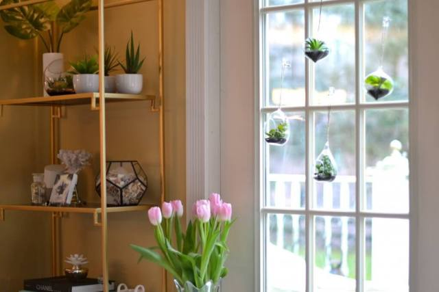 Tips,Tricks & Ideas: 🌿Decorating with Fake Plants