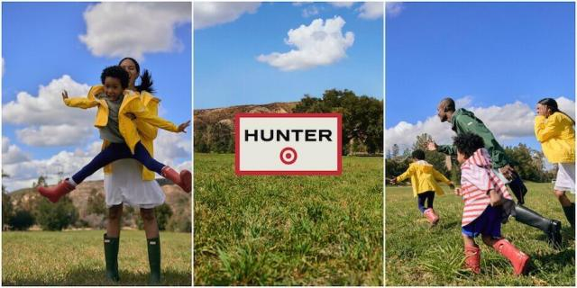 Add EVERYTHING to Cart! Target x Hunter