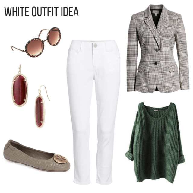 Yes, You CAN Wear White After Labor Day! Here's how...