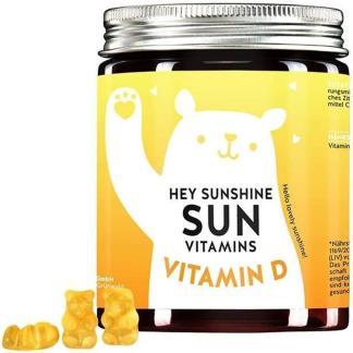 HEY SUNSHINE SUN VITAMINS MIT D3