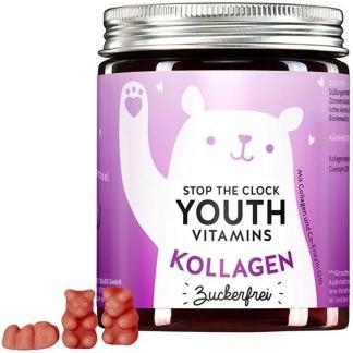 STOP THE CLOCK YOUTH VITAMINS MIT KOLLAGEN, ZUCKERFREI