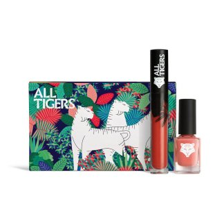 All Tigers WILD IN PINK Discovery Set