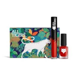 All Tigers WILD IN RED Discovery Set