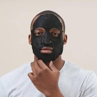 Skin Republic Energising Gesichtstuchmaske