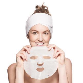 Skin Republic Collagen Infusion Gesichtstuchmaske