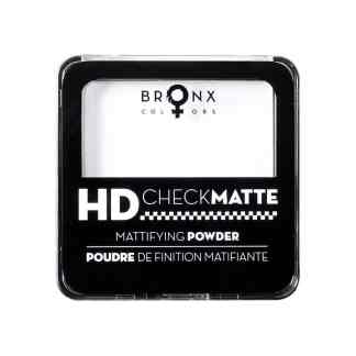 "BRONX HD MATTIFYING FINISHING POWDER ""CHECK MATTE"""