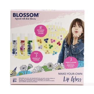 Blossom Beauty Make-your-own Lipgloss Set