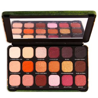 Makeup Revolution X Friends Forever Flawless I'll Be There For You Palette